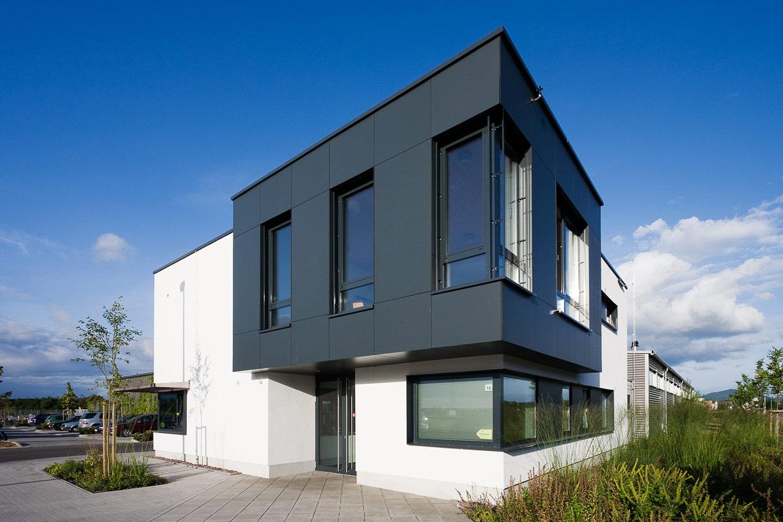 Bauhof Landau – Architekten LAMPEvier
