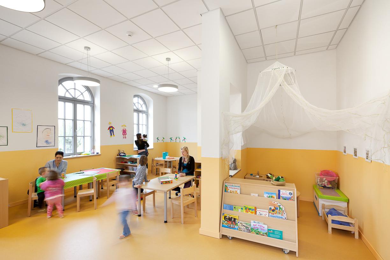 Kindertagesstätte Wilde 13, Landau