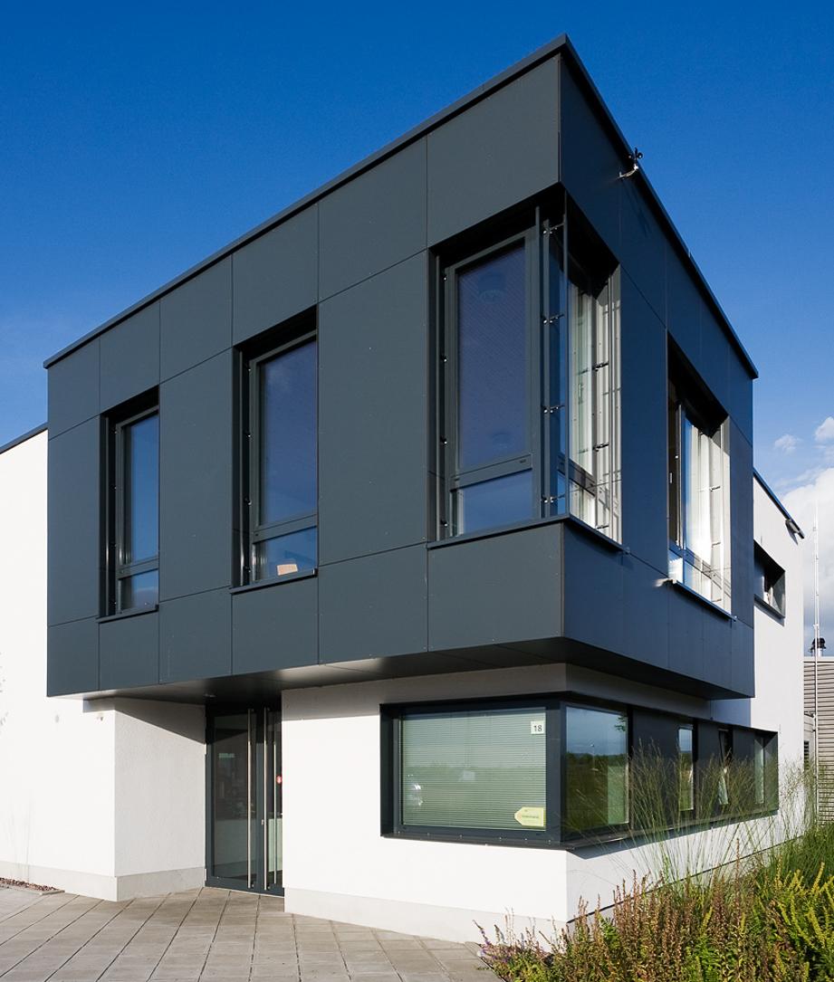 Neubau Bauhof