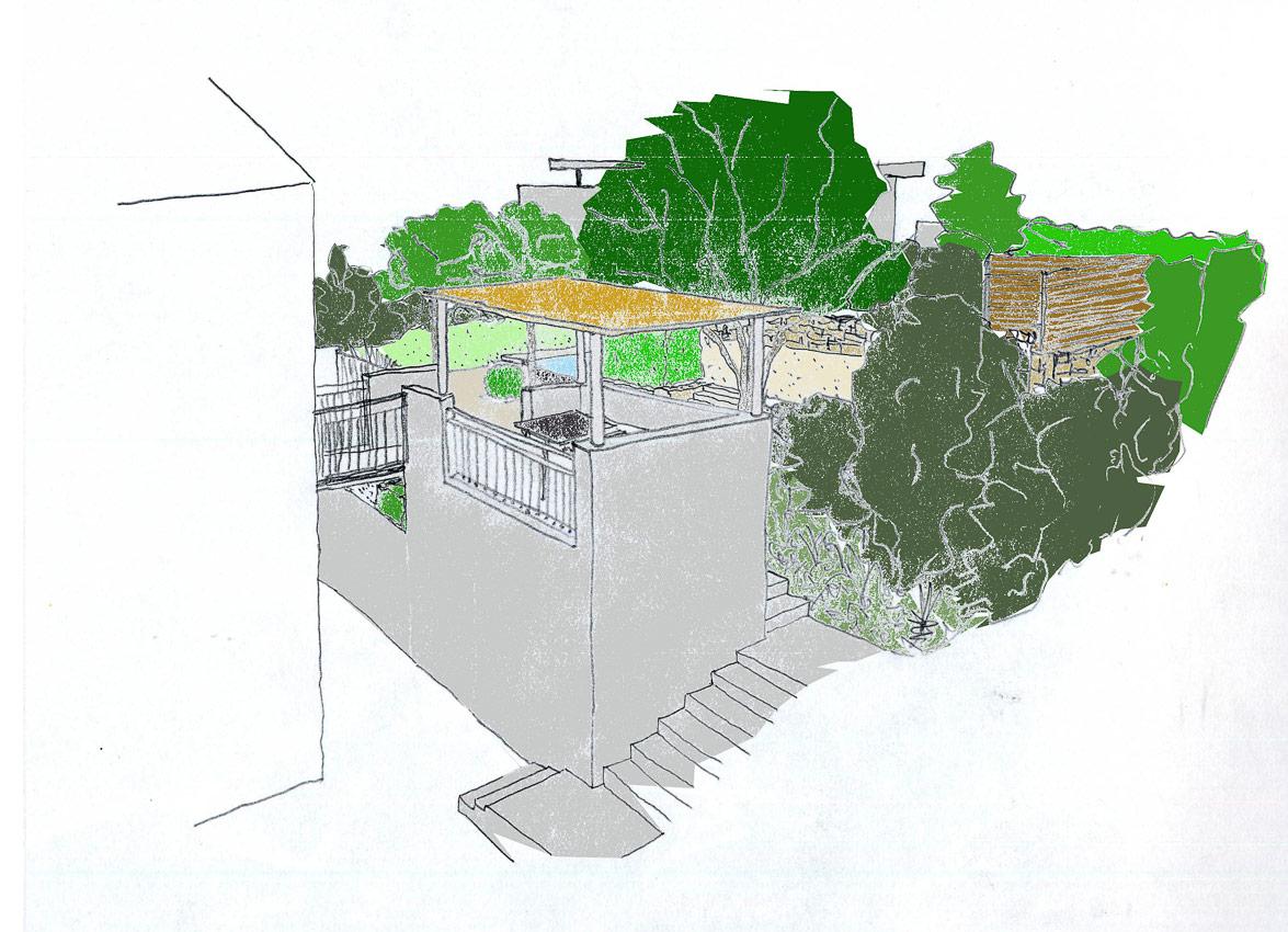 Lampevier_Hausgarten-D_Skizze_Kiosk